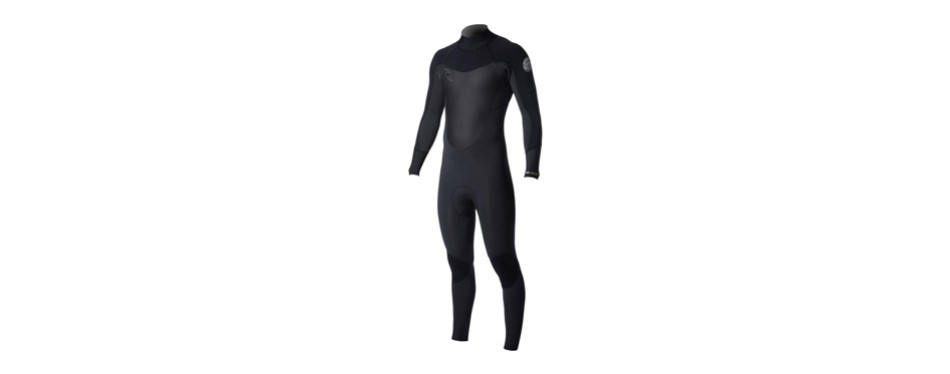 rip curl dawn patrol 3/2 back zip men's full wetsuits