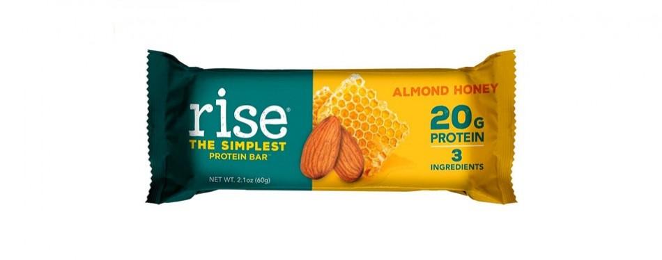 risebar whey protein bar