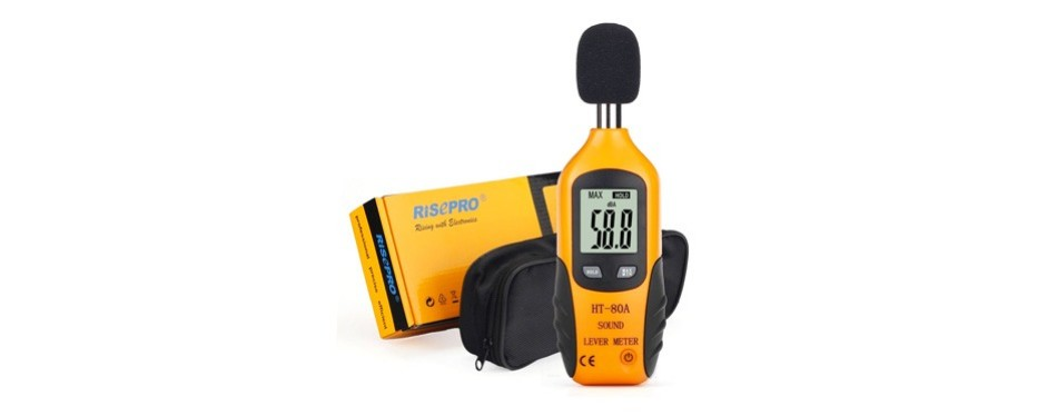 risepro decibel meter