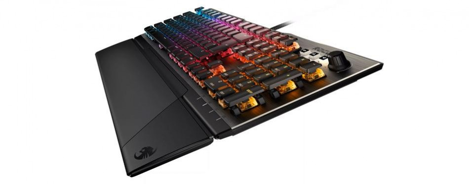roccat vulcan mechanical keyboard