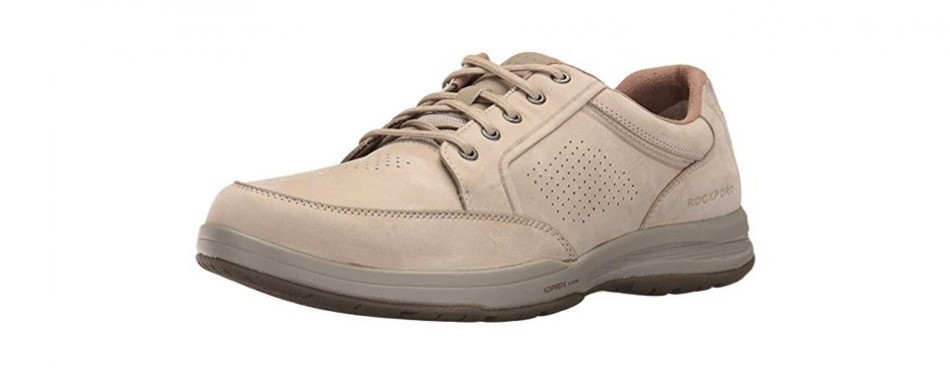 rockport barecove park mudguard walking shoe