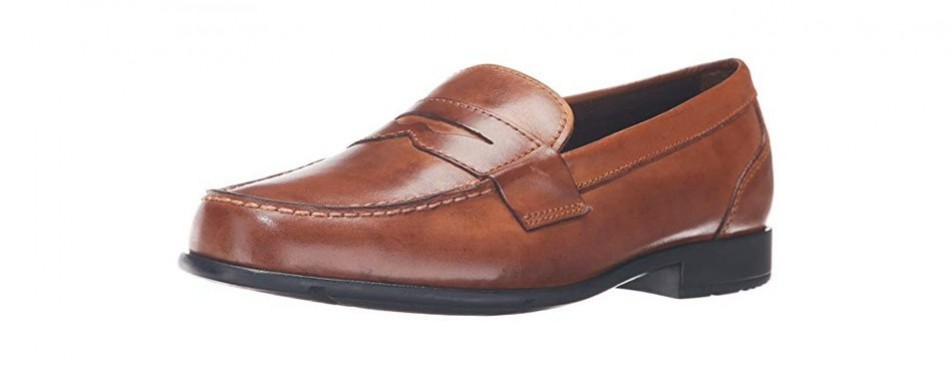 rockport classic lite penny loafer