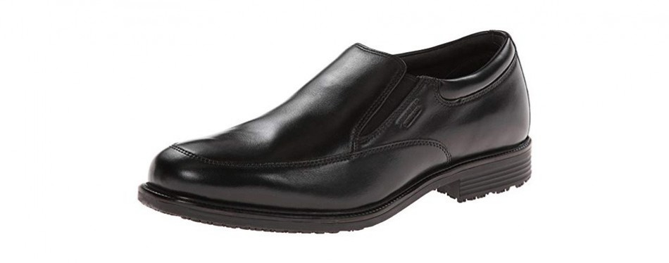 rockport lead the pack waterproof slip-on