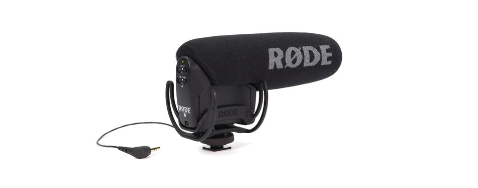 rode videomic pro compact directional microphone