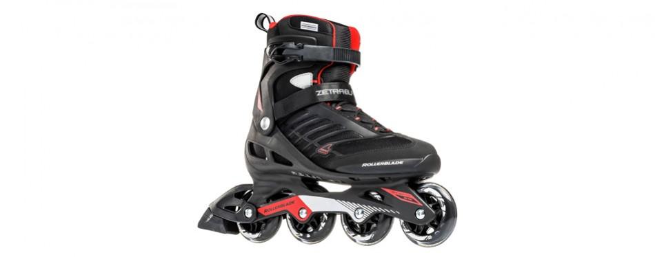rollerblade zetrablade men's adult fitness inline skate