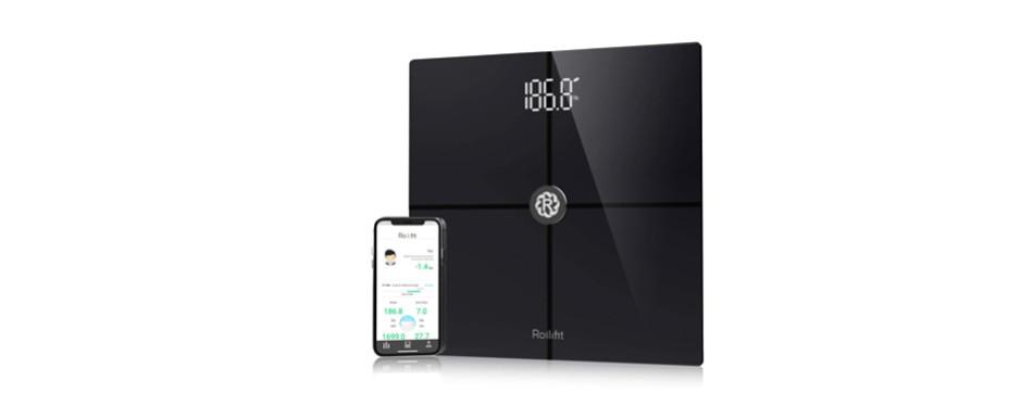 rollifit premium digital smart scale