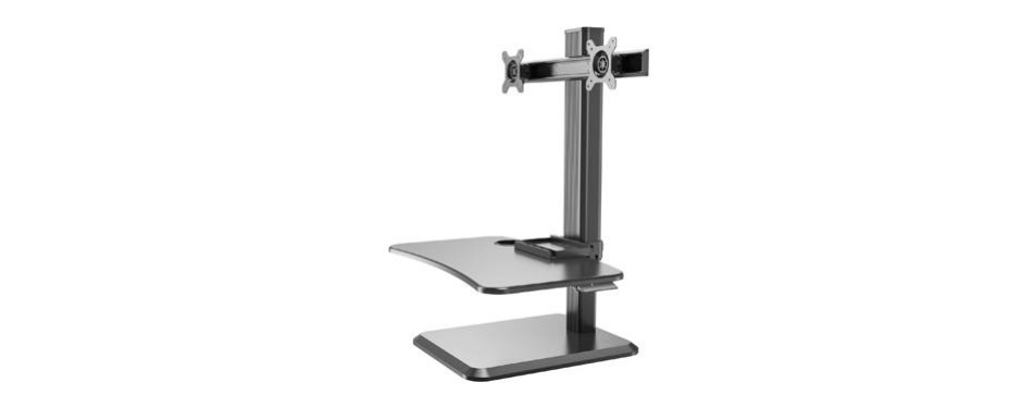 rosewell dual monitor standing desk