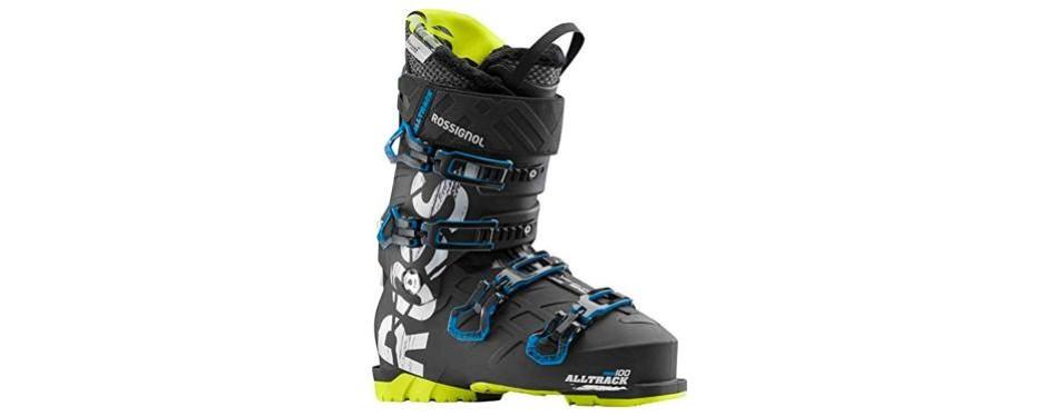rossignol alltrack pro 100 ski boots