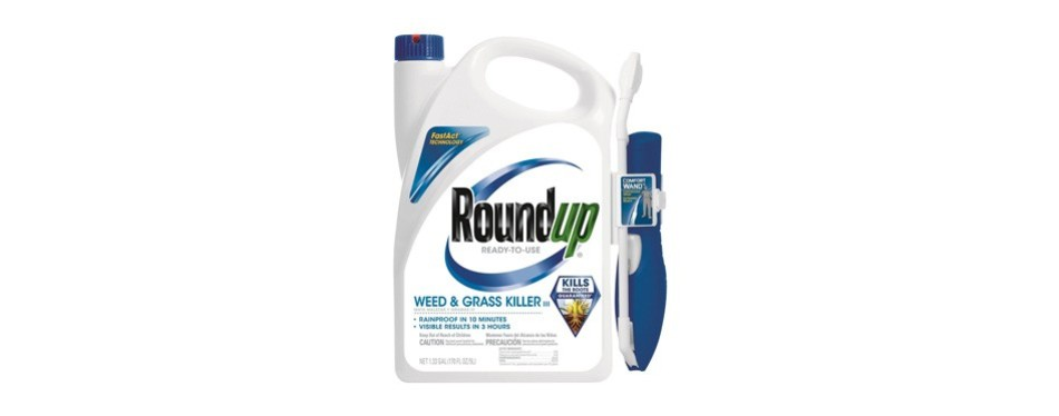 roundup 5200210 weed and grass killer iii