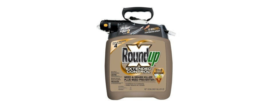 roundup 5725070 extended control grass killer