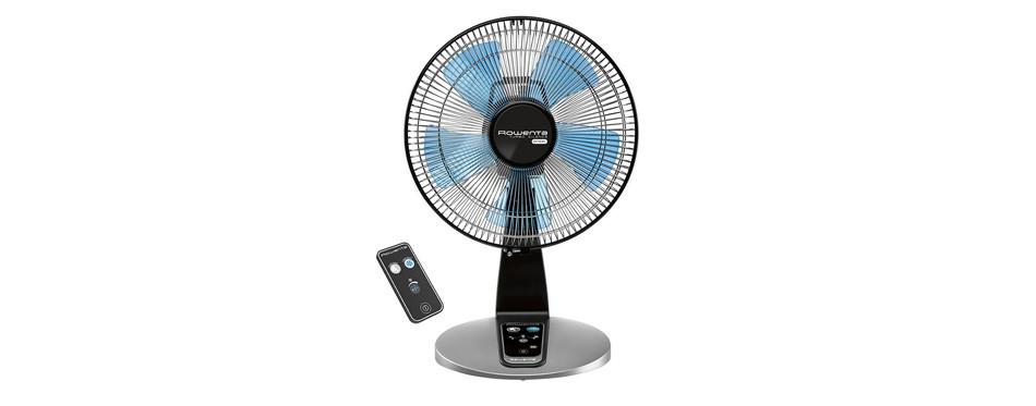 Rowenta vu2660 turbo silence extreme ventilateur de table électronique