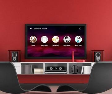ROXI Electric Jukebox