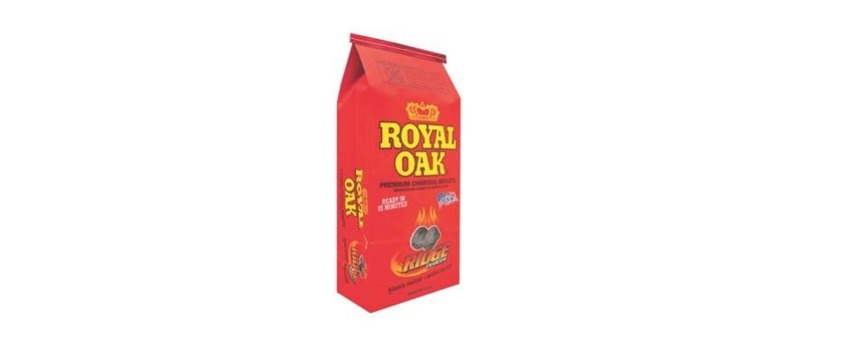 royal oak sales 192-294-328 7.7lb regular charcoal