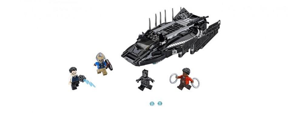 lego marvel super heroes royal talon fighter building kit
