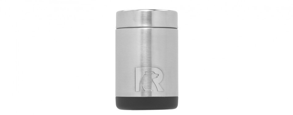 rtic stainless steel can cooler 12oz