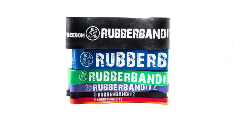 8. rubberbanditz resistance and assistance bands