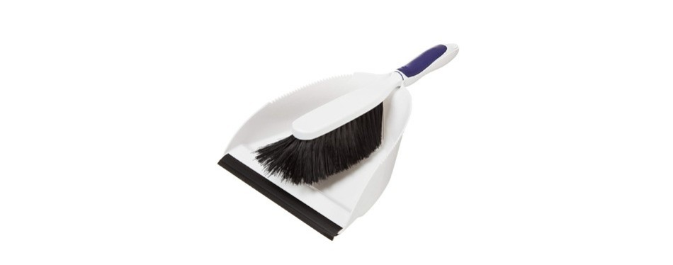rubbermaid dust & dustpan set