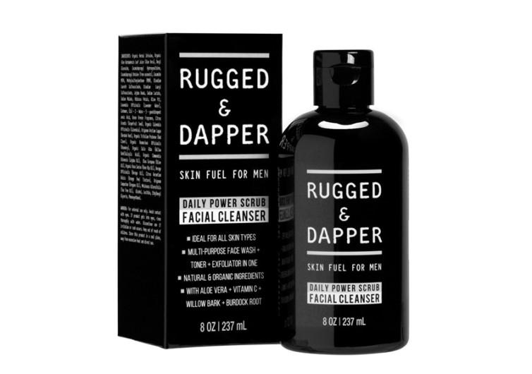 RUGGED & DAPPER Facial Cleanser