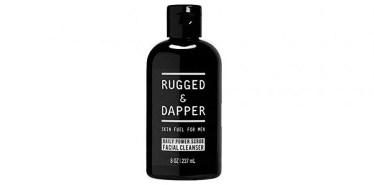 Rugged & Dapper Daily Foaming Scrub