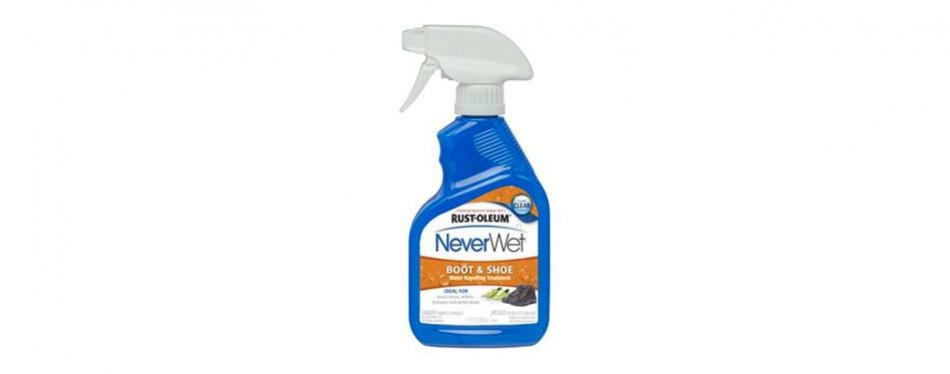 rust-oleum neverwet spray