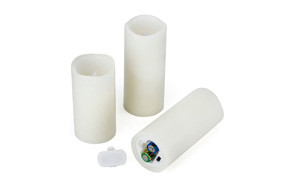ry king flameless candles