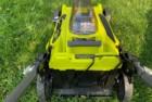 ryobi 40v brushless push mower