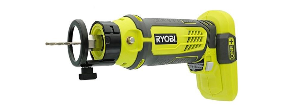 ryobi one+ 18-volt cordless speed saw rotary cutter