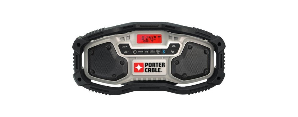 porter-cable pcc771b bluetooth radio