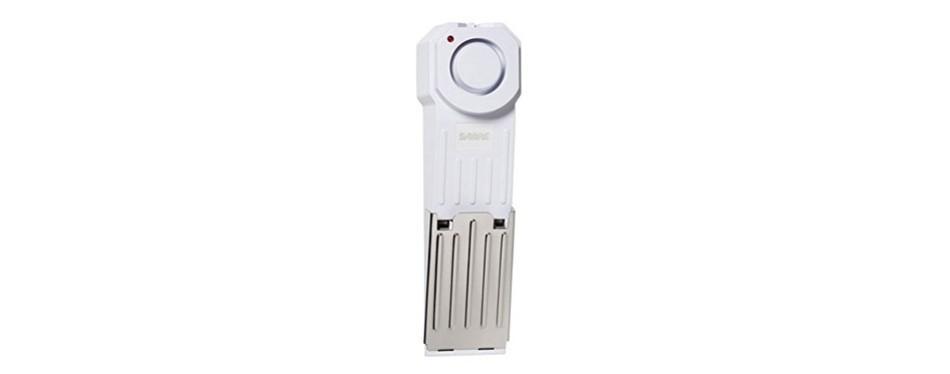 sabre wedge doorstop security alarm