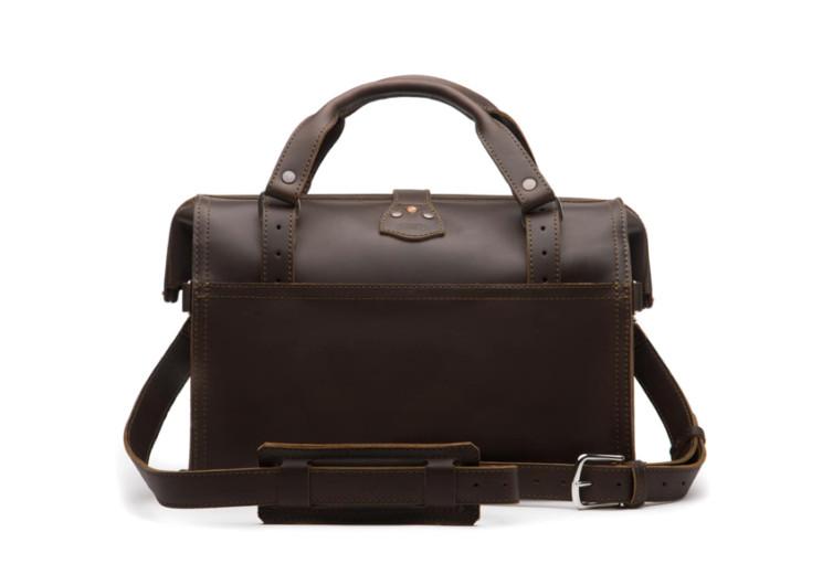 Saddleback Leather Doctor's Overnight Bag