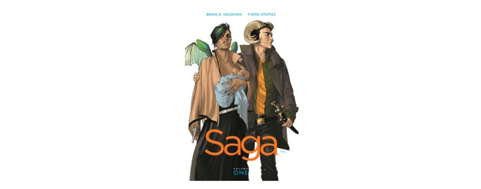 saga, vol. i by bryan k. vaughan