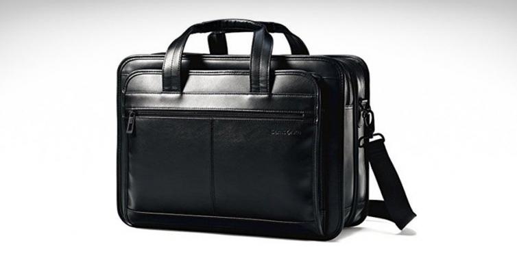 Samsonite Leather Expendable
