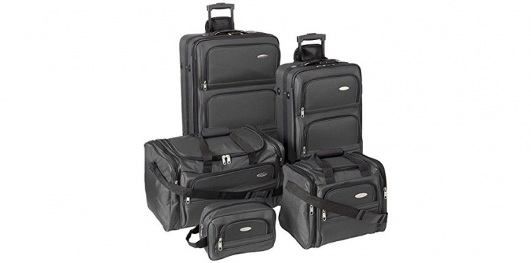 Five-Piece Nested Set by Samsonite