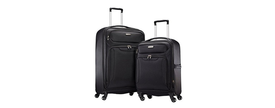 samsonite ultralite extreme 2-piece luggage set