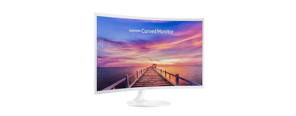 samsung 32-inch curved led monitor