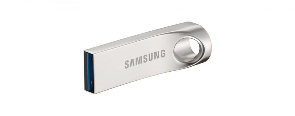 samsung 32gb bar metal usb drive