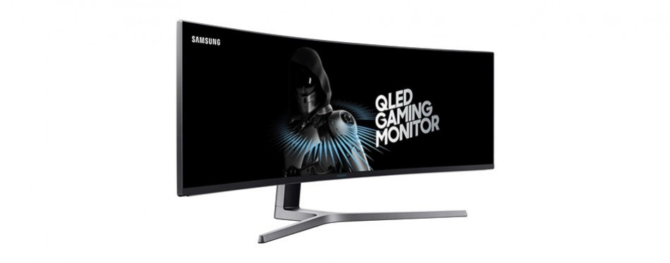 samsung 49-inch curved led gaming monitor