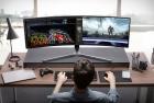 samsung chg90 49-inch ultrawide monitor