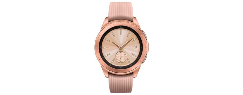 samsung galaxy rose gold watch