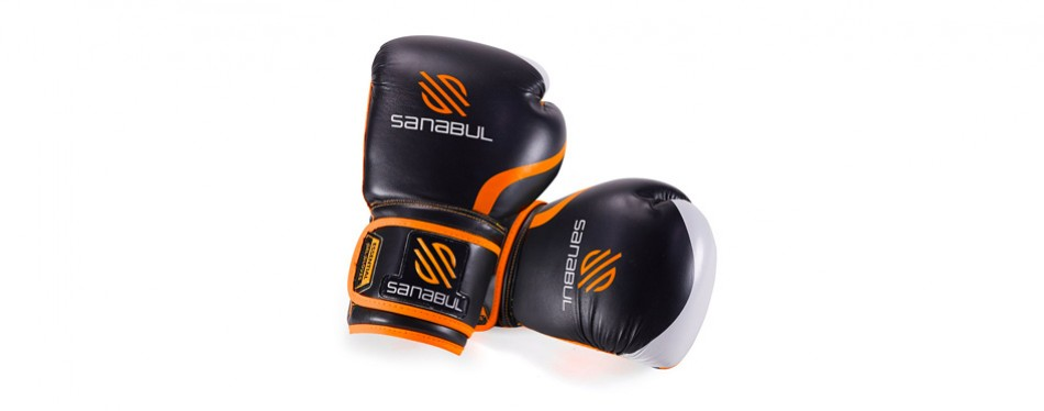 sanabul essential gel kickboxing training gloves