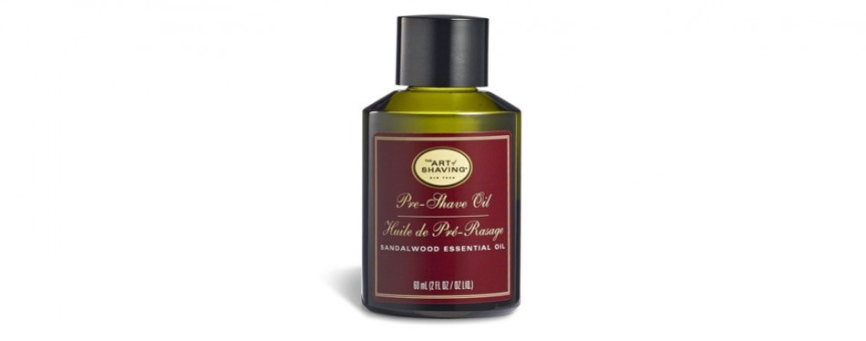 sandalwood by the art of shaving