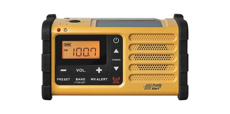 Sangean MMR-88 Weather+Alert