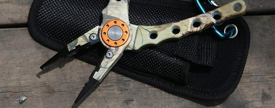 sanlike aluminum fishing pliers