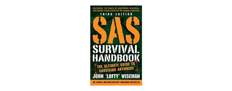 sas survival handbook, john 'lofty' wiseman