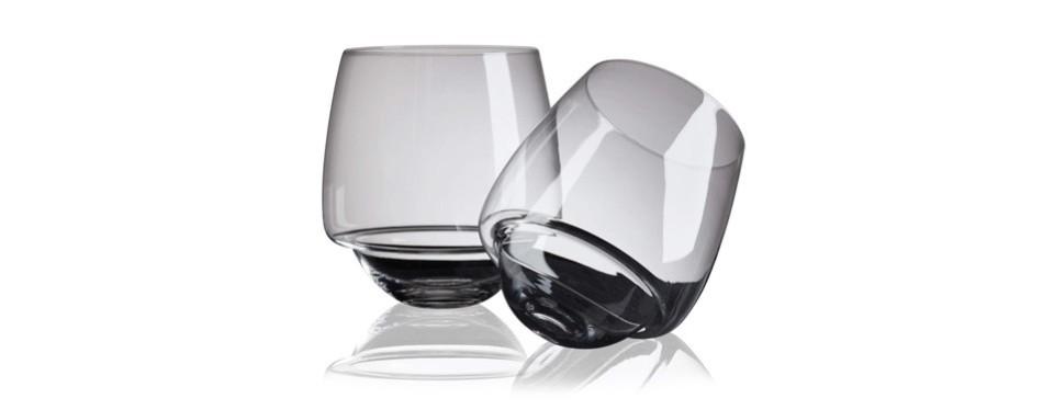 saturn wine glass