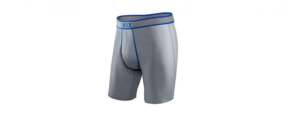 saxx mens pro elite long leg fly workout boxers