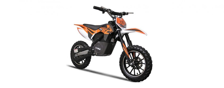 say yeah electric dirt bike