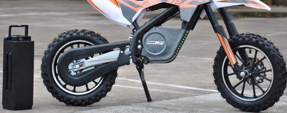 say yeah electric dirt bike