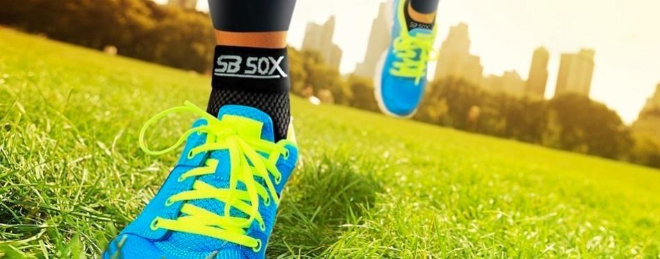 sb sox compression foot sleeves