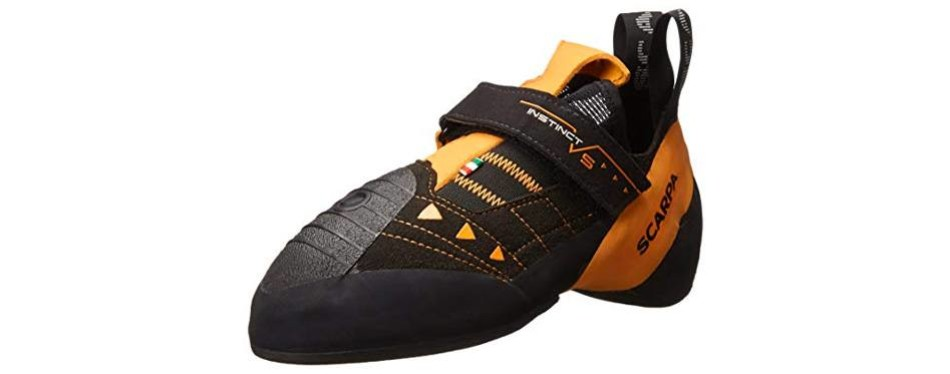 scarpa men's instinct vs climbing shoes